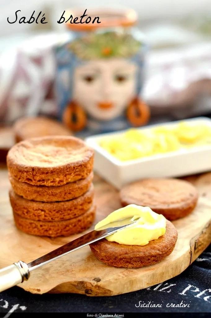 Palets bretons (biscotti di frolla bretone)