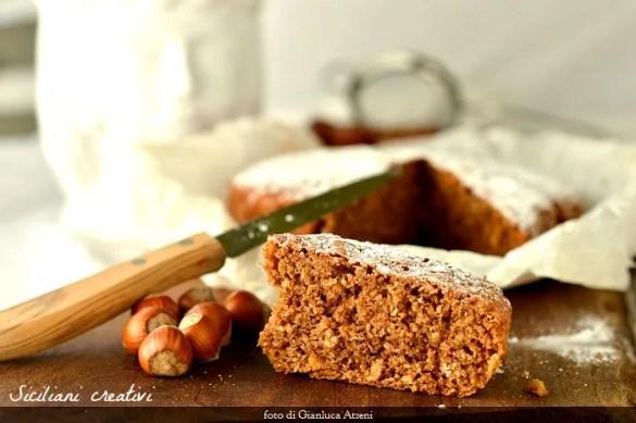 Torta soffice di nocciole Igp del Piemonte (senza glutine)
