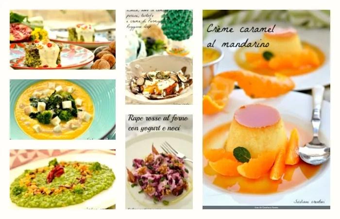 Antipasti Di Natale Vegetariano.Natale 2017 Il Menu Vegetariano Gusto Ed Eleganza Siciliani