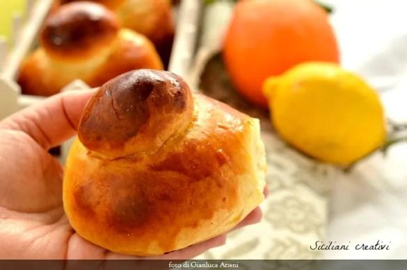 Brioches siciliane (quelle con il tuppo): ricetta originale