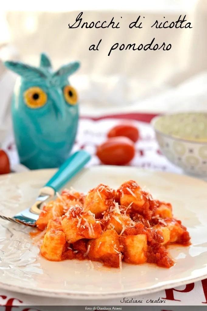 Gnocchi mit Ricotta, einfach und immer weich