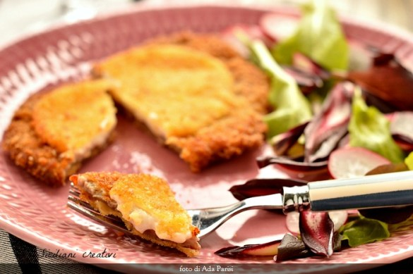 Cotolette con la besciamelle, ricetta facile e golosa