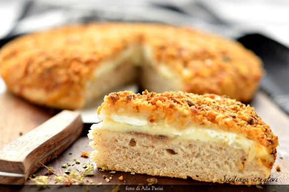 Sfincione bagherese, ricetta tipica siciliana