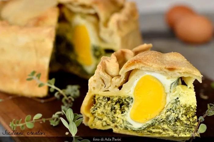 Torta pasqualina, ricetta originale passo passo