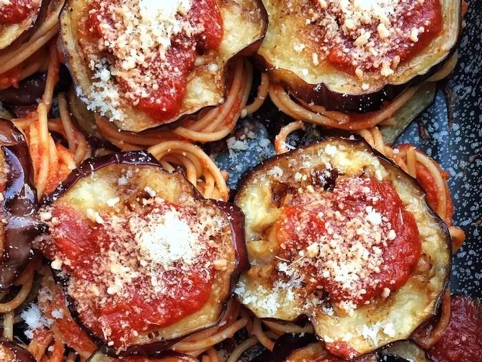 Doublets de l'aubergine, Recette sicilienne
