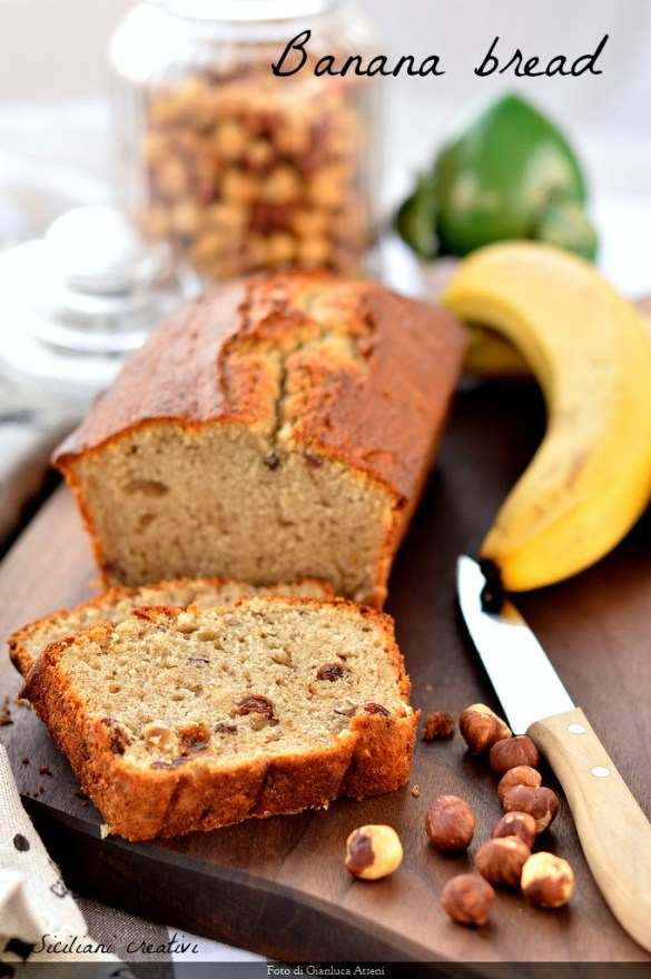 Banana bread, original American recipe: soft and fragrant, will become your favorite plum cake