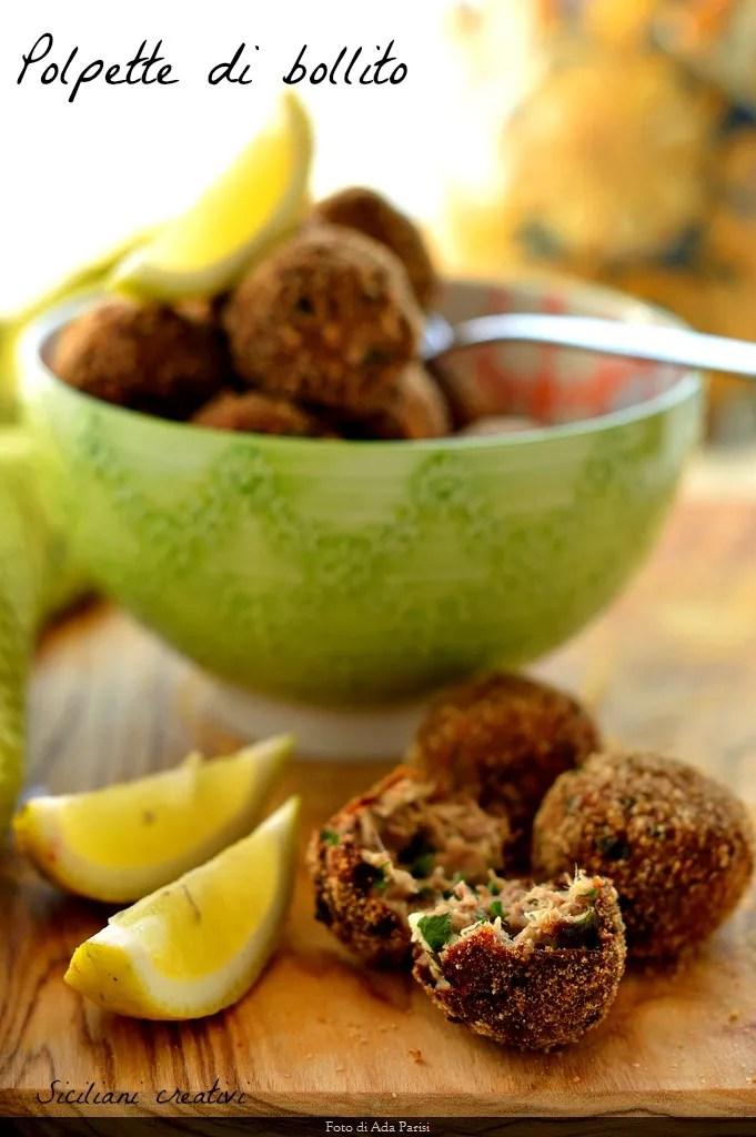 boulettes de viande bouillies