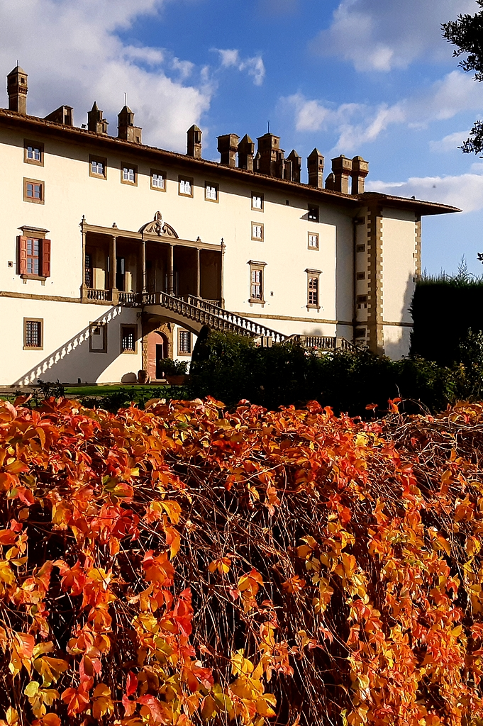 Itineraries: hidden Meadow, of Medici villas and excellence of the territory