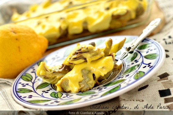 Carciofi con la maionese: ricetta siciliana sfiziosa