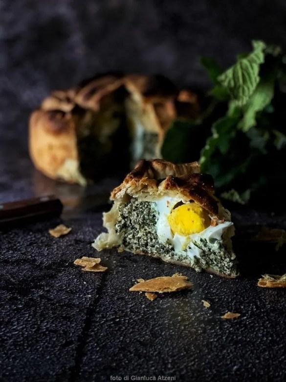 Torta Pasqualina, ricetta ligure original