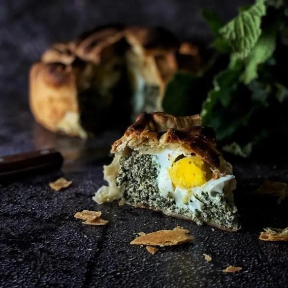 Torta Pasqualina, ricetta ligure originale