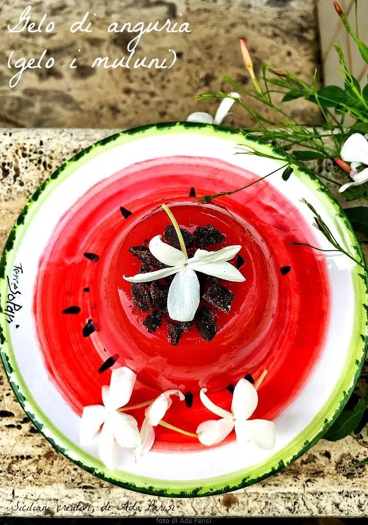 Watermelon Frost (melón heladas)