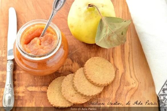 Confettura di mele cotogne