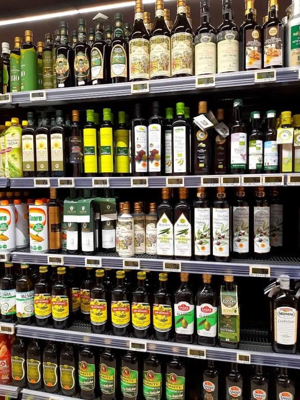 Olivenöl: impariamo a leggere l'etichetta