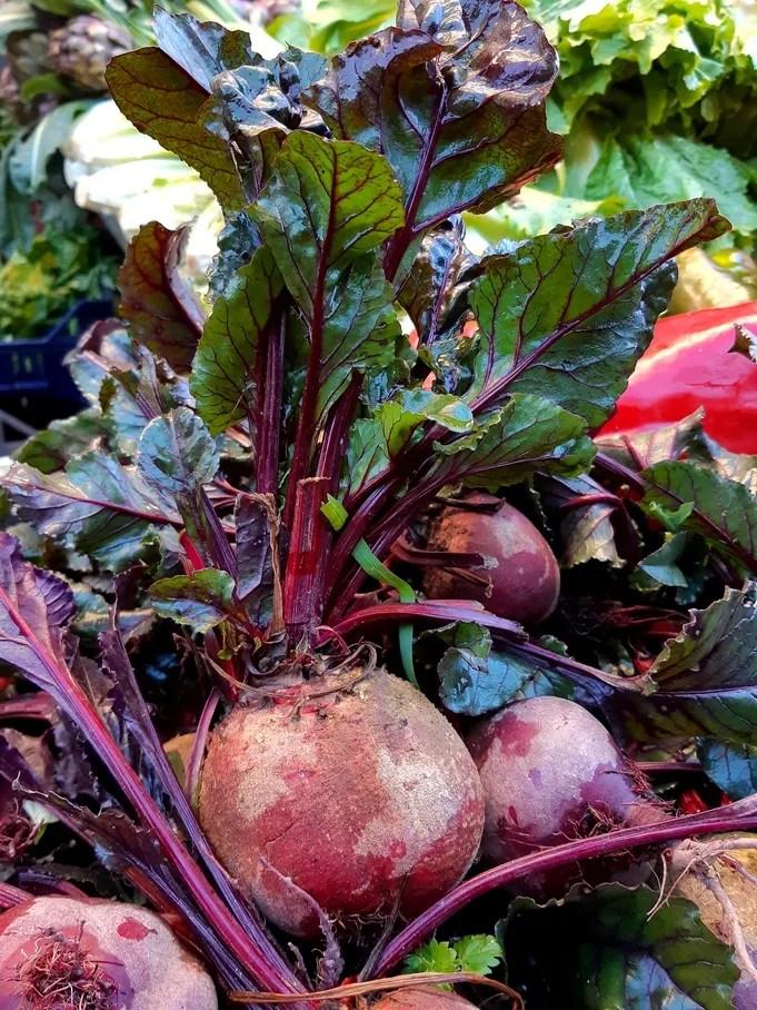 beetroot, winter vegetables