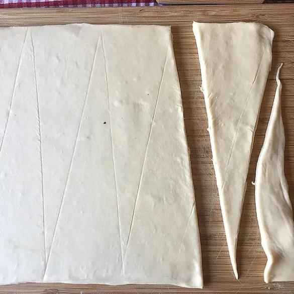 La pasta per croissant: ricetta passo passo