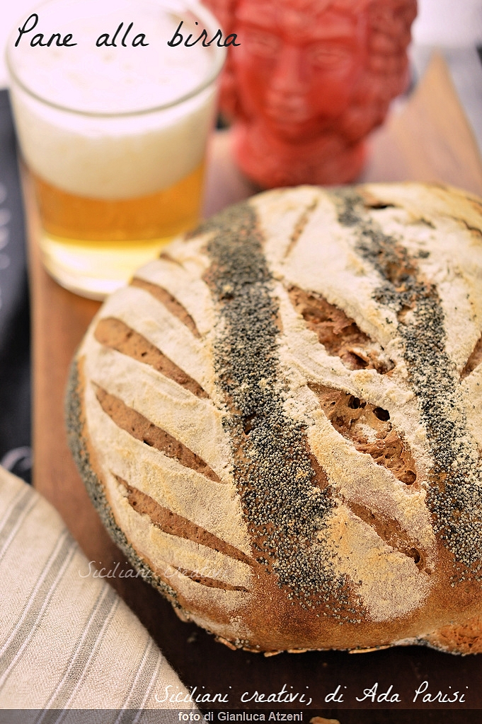 At the Beer Bread