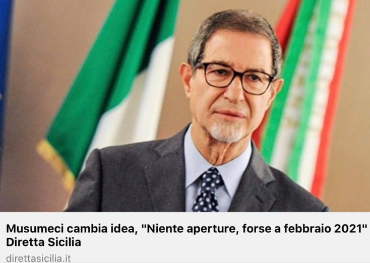 Serve un Presidente, non un vassallo