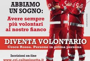 #Caltanissetta. La Croce Rossa seleziona infermiere volontarie