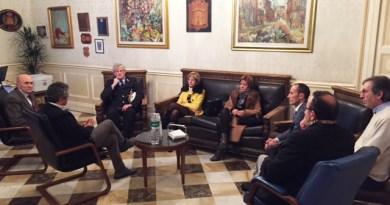 #Caltanissetta. Il Prefetto Maria Teresa Cucinotta, a Palazzo del Carmine