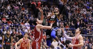 Basket in Sicilia. A Barcellona non basta il coraggio, ancora ko Capo d'Orlando