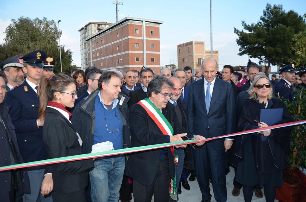 #Catania. Inaugurata una piazza dedicata a Beppe Montana