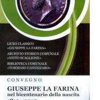 #Messina. Al PalaCultura convegno su Giuseppe La Farina