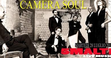 #Messina. I Camera Soul questa sera al Cinque Malti