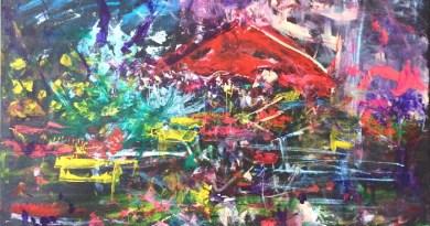 Le opere di Dimitri Salonia dall'Expo 2015 al MareFestival di Salina