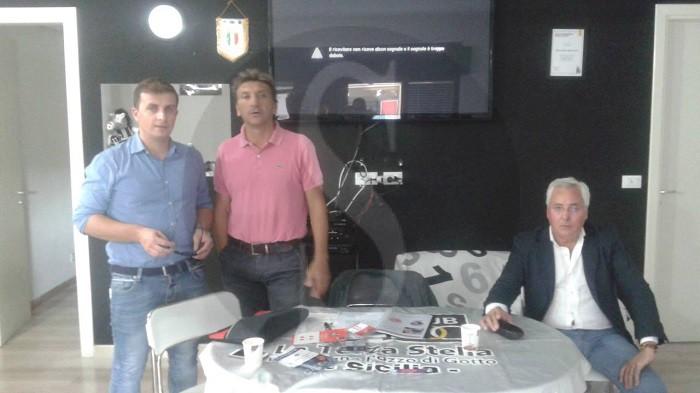 #Barcellona. Il calciatore Bonetti in visita al Club Juventus Doc