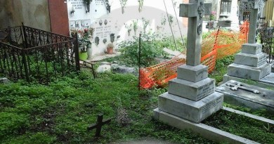 #Messina. I cittadini di serie B del cimitero acattolico