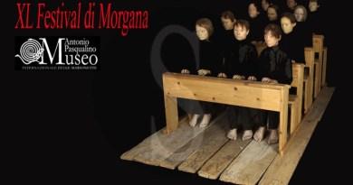 #Palermo. Al via il Festival di Morgana al Museo delle Marionette
