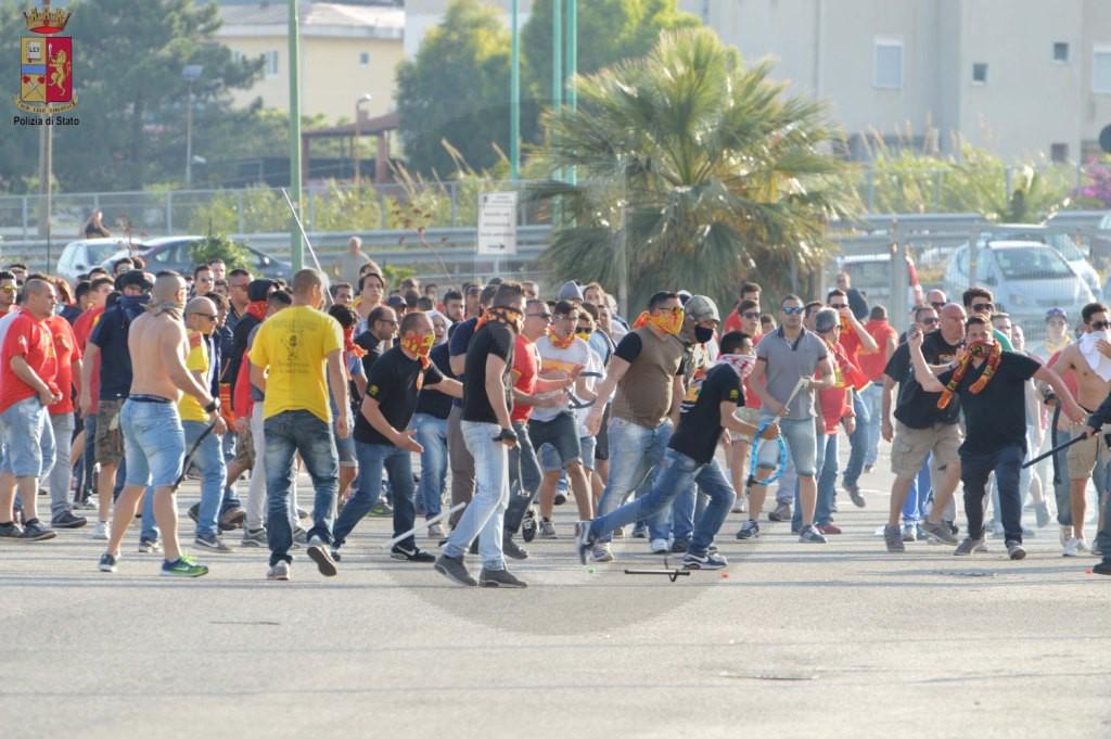 #Messina. Derby dello Stretto, arresto e DASPO per un altro ultras