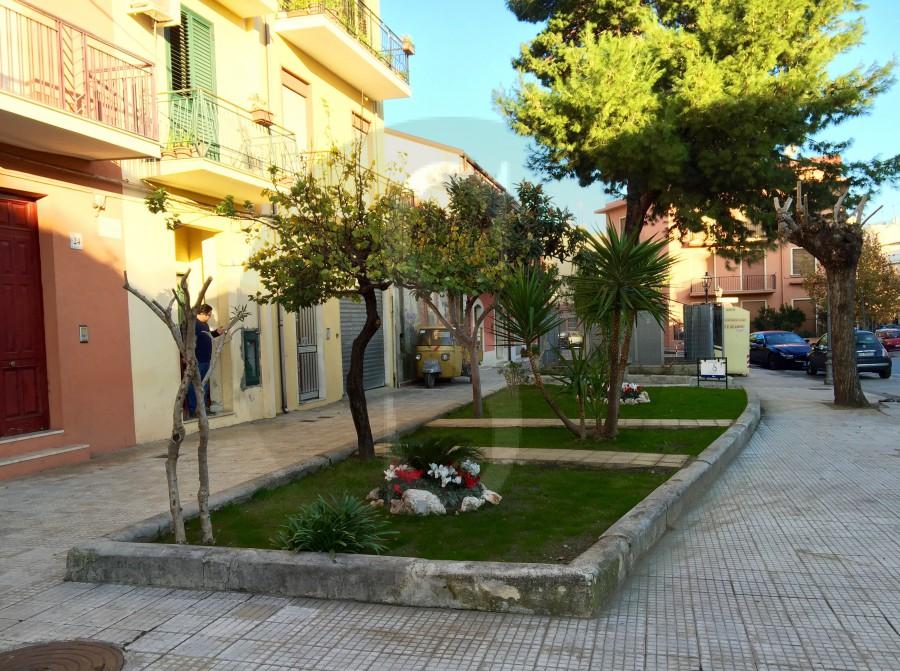 #Barcellona. Torna a nuova vita l'aiuola in via Barcellona – Castroreale