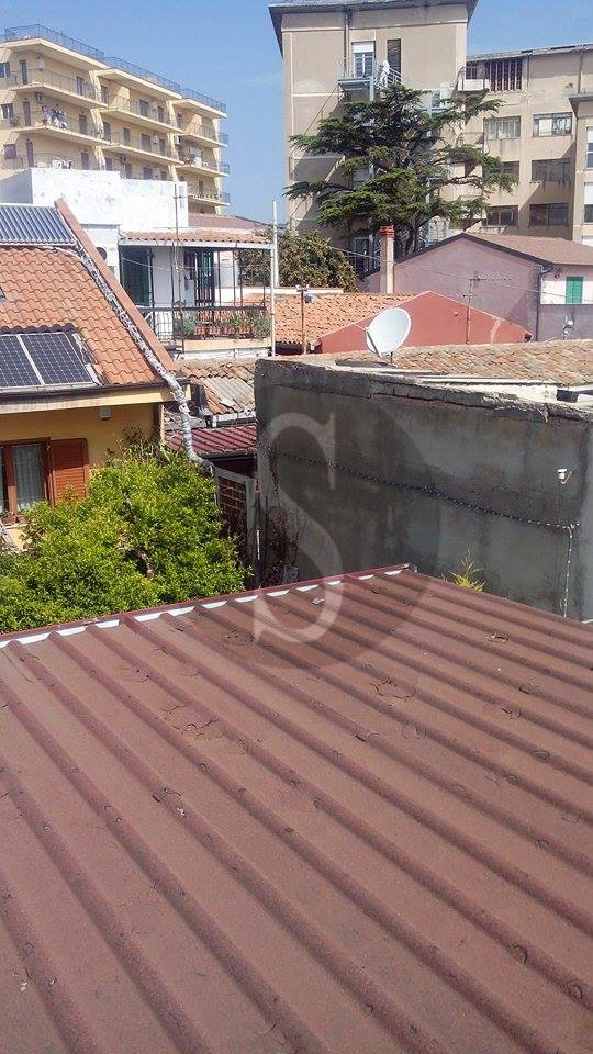 #Messina. Fondo Miceli, inferno d'amianto in città LE FOTO