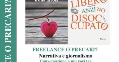#Messina. Il mestiere della scrittura tra freelance e precariato