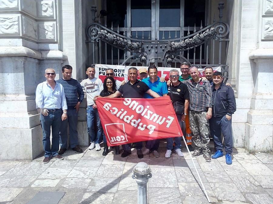 #Messina. Rifiuti: adesione allo sciopero anche del 100%