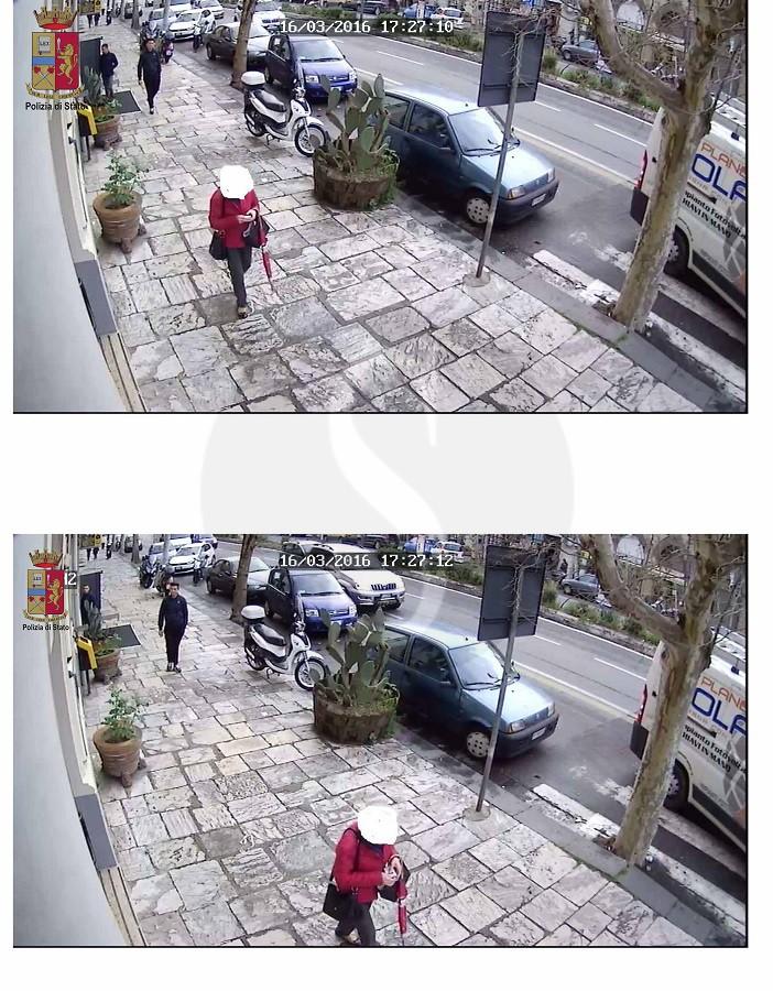 #Messina. Pedinano anziana e la scippano: arrestati LE FOTO