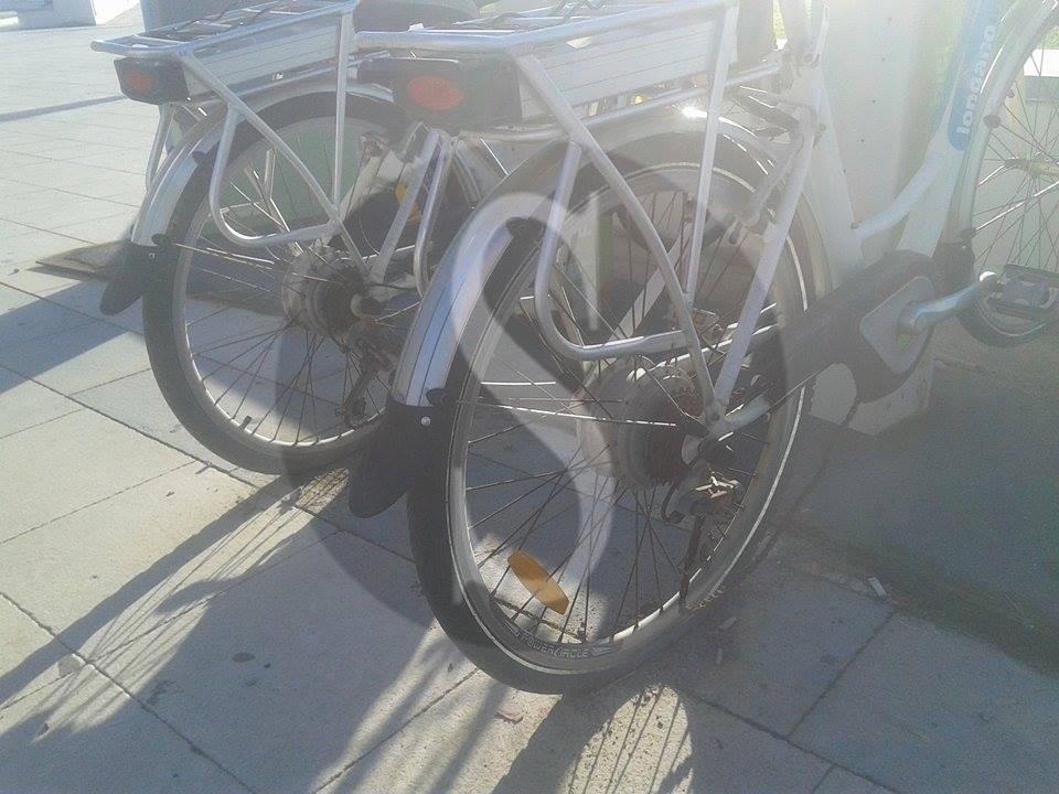 #Barcellona. Un fallimento il bike sharing in città