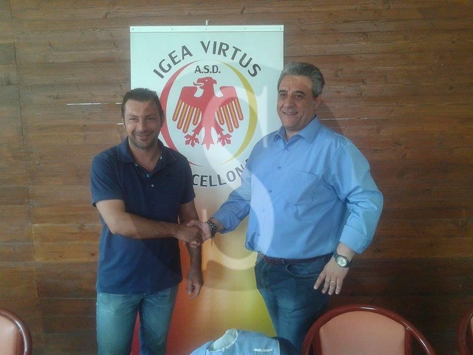#Barcellona. Igea Virtus presenta programmi e obiettivi