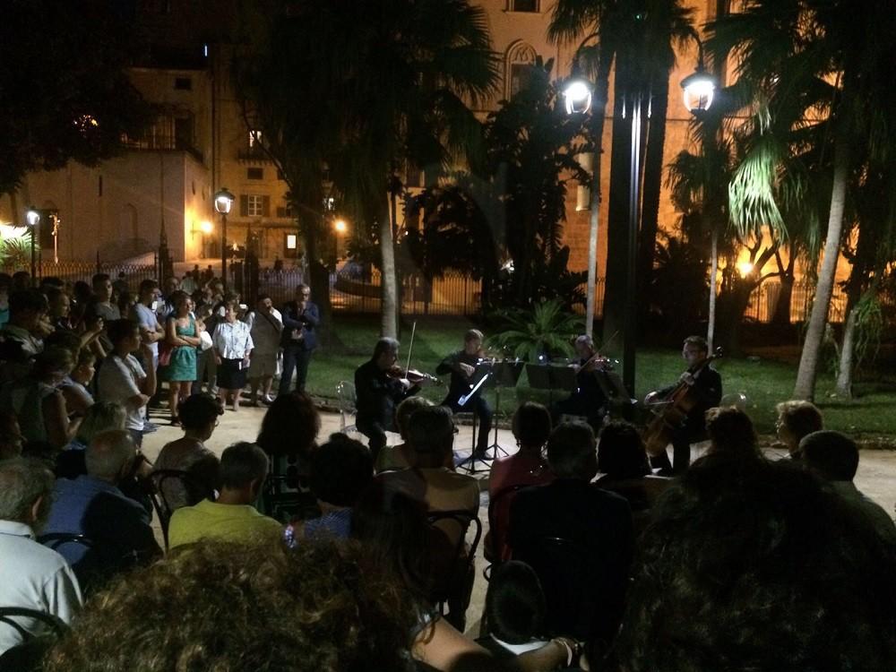 #Palermo. Notte Reale, migliaia di visitatori a Palazzo dei Normanni