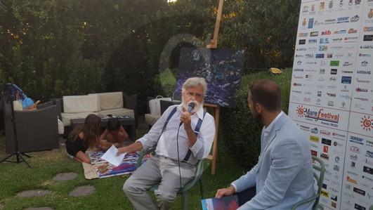#Salina. Grande successo della mostra di Dimitri Salonia