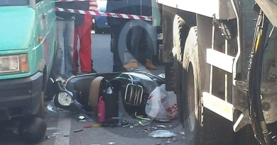 #Messina. Incidente in via La Farina: morta la piccola Laura