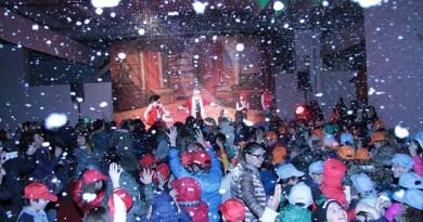 #Catania. Neve, elfi e magia al Santa Claus Etna Village