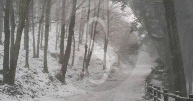 #Messina. Neve, riaperte al transito A20 e A18, SS 185 e 289 parzialmente bloccate