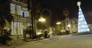 #Barcellona. Lo spettacolo della città del Longano sotto la neve