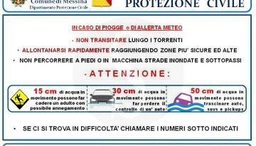 #Messina. Rischio meteo idrogeologico, presentato il sistema di informazione