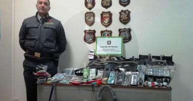 #Messina. Ambulantato selvaggio, sequestrata merce falsa per oltre 4.000 euro