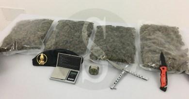 #Siracusa. Viaggiava con 2 chili di droga, arrestato 22enne di Modica