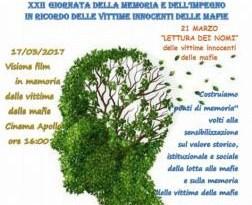 #Messina. Giornata vittime innocenti delle mafie: invito dell'assessore Santisi